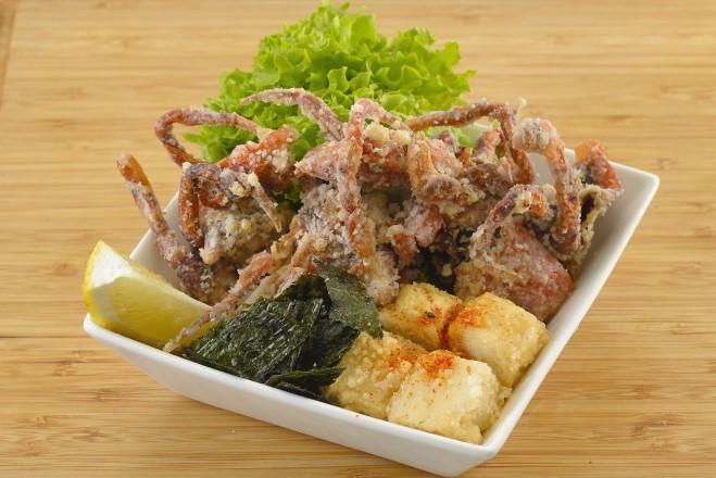 Soft Shell Crab Karaage