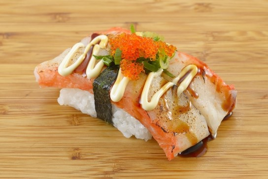 Grilled Crab Stick
