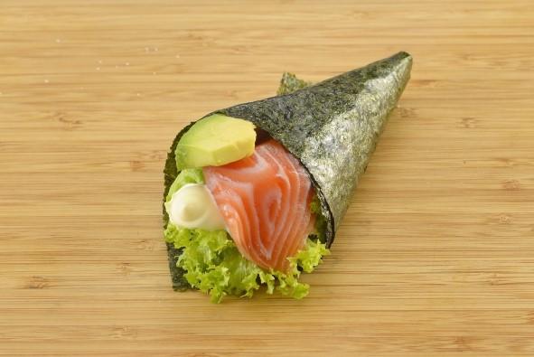 Salmon _ Avocado