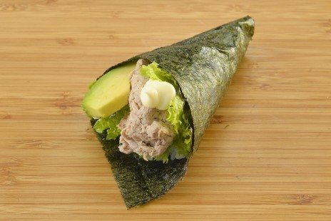 Cooked Tuna Avocado